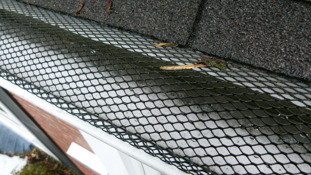 Diy Gutter Guards Exterior Home Reviewsexterior Home Reviews
