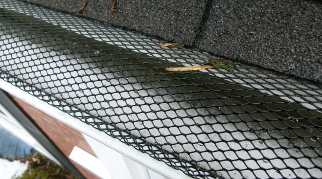 DIY Gutter Guard